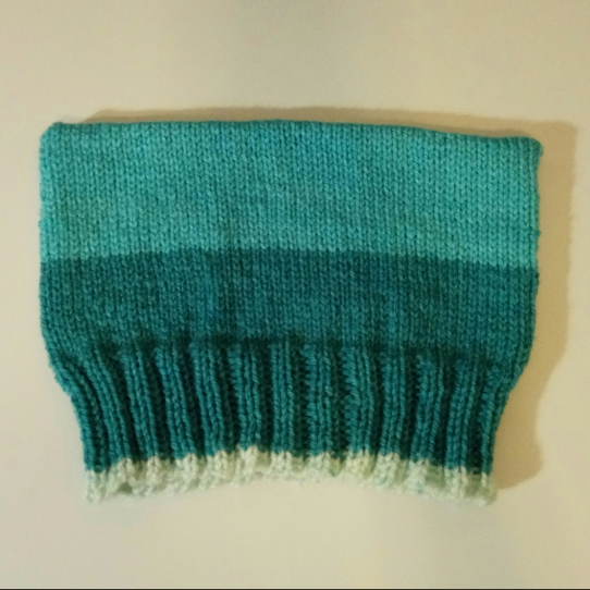 Knit Square_Cat Hat dark blue 007